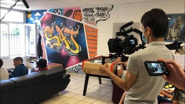 Un court métrage réalisé par les jeunes du SAJ
