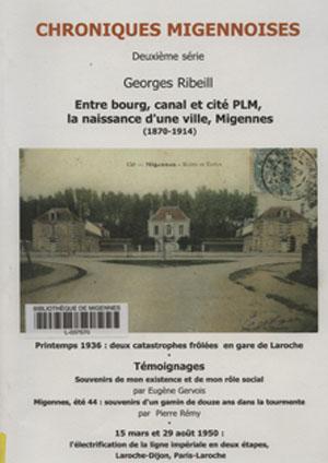 Chroniques Migennoises, Deuxième série
