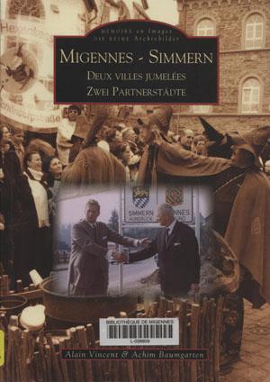 Mémoire en images, Migennes-Simmern, Deux villes jumelées